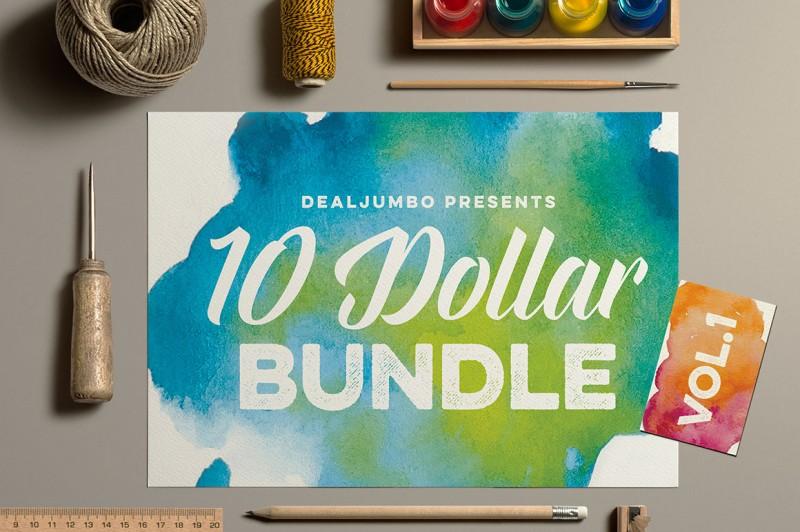 10 Dollar Bundle vol.1