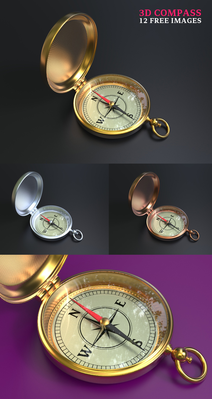 Free 3d Objects And Elements V 1