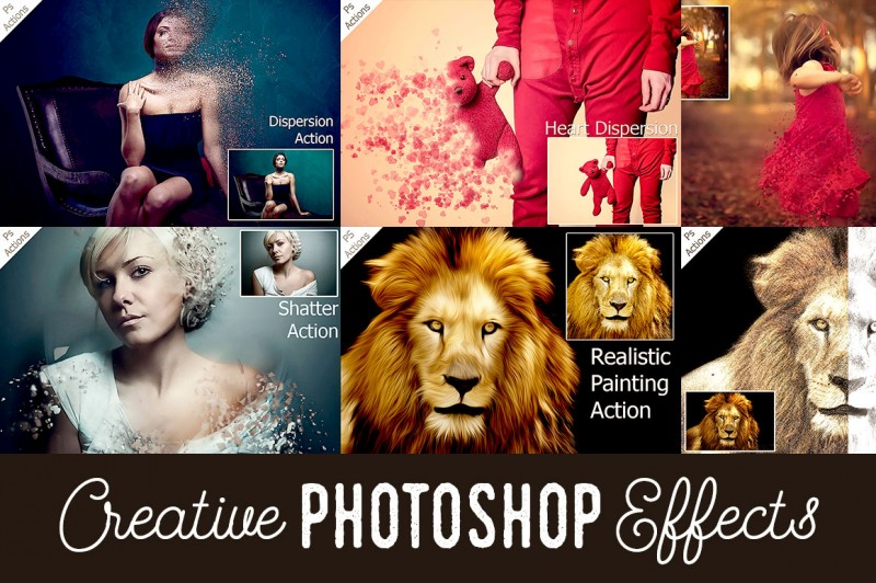 Creative Photoshop Effects
