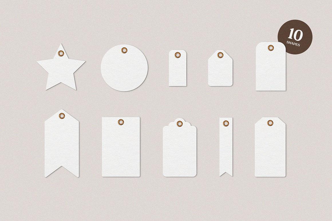 Garment Label Tag Mockups - Dealjumbo com — Discounted design bundles with  extended license!