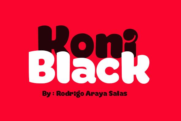 KoniBlack1