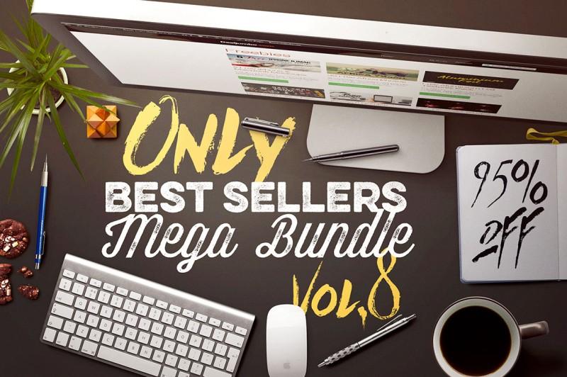 Only Best Sellers – Mega Bundle! vol.8