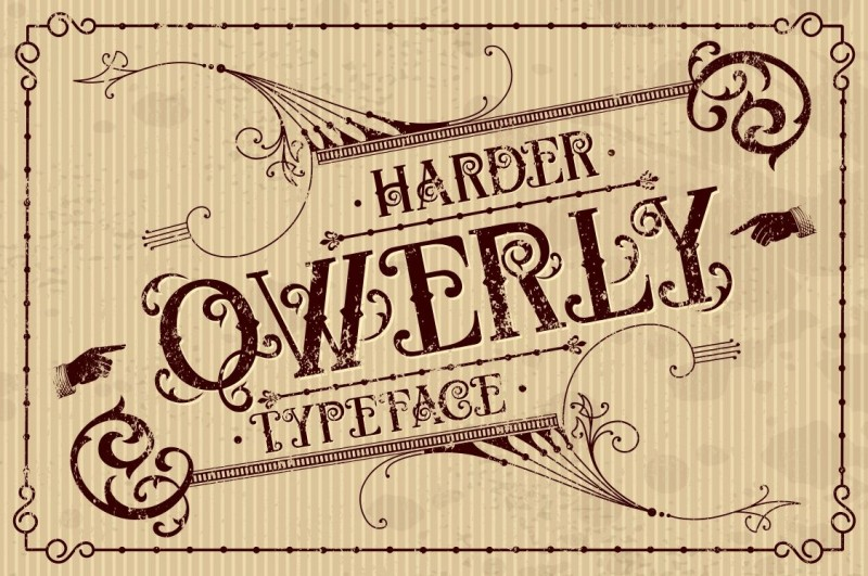 TYPEFACE QWERLY 1