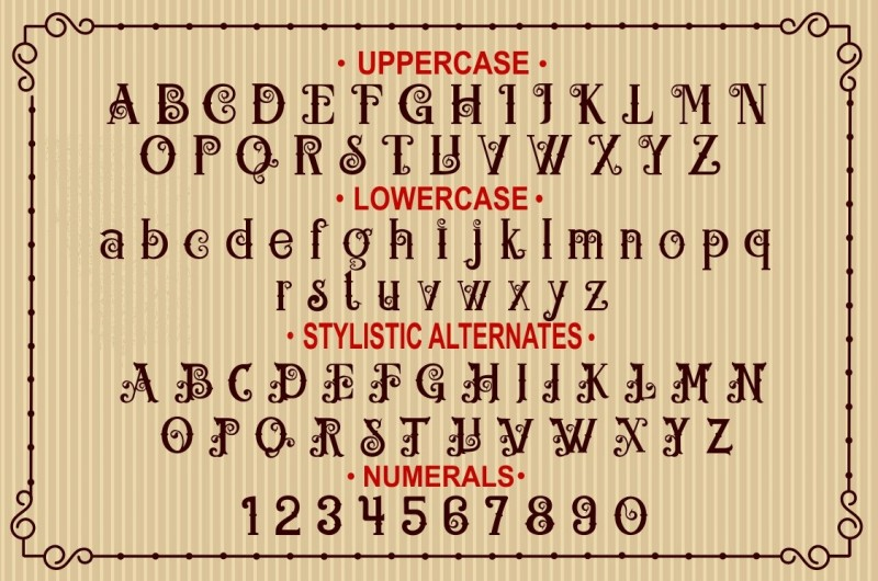 TYPEFACE QWERLY 2