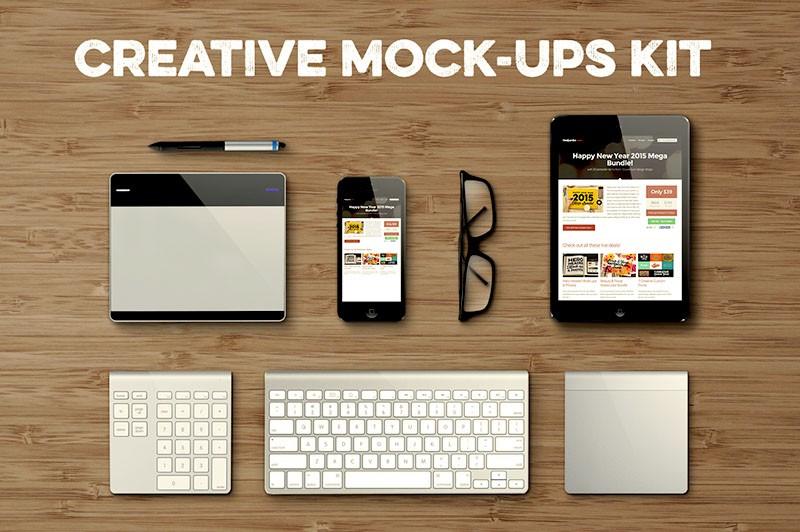 Creative Mock-ups Kit