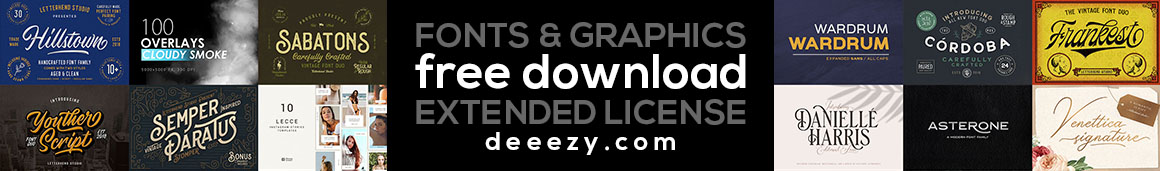Deeezy.com - Free Fonts and Graphics