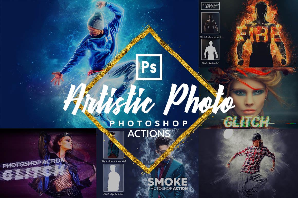 0ArtisticPhotoshopPhotoActions1