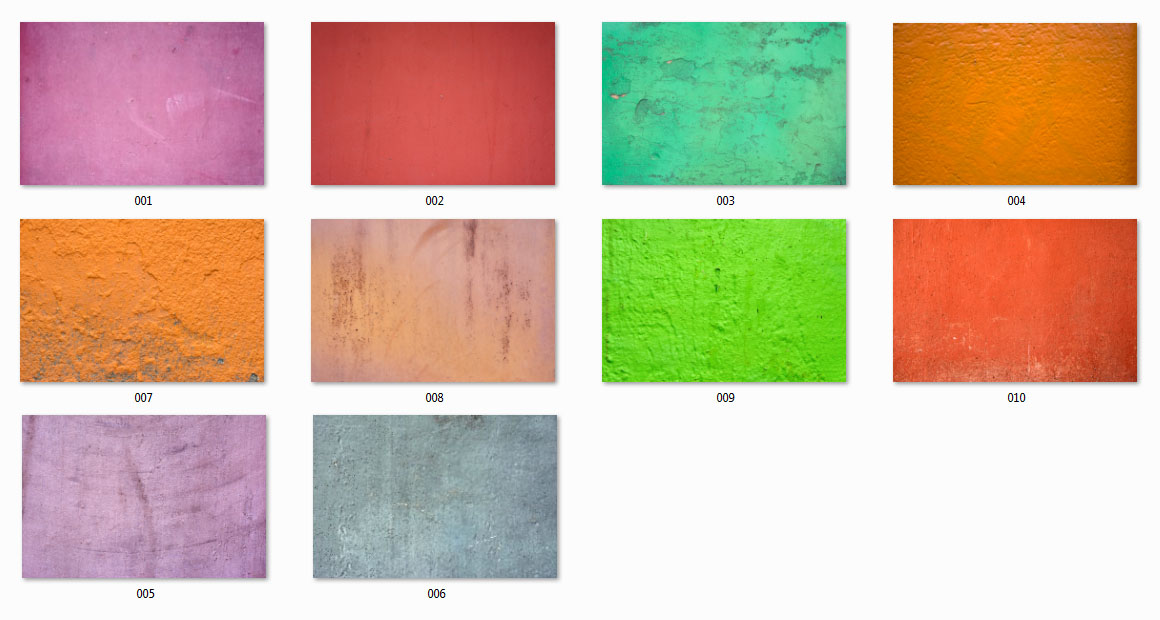 10 Colored Wall Textures2