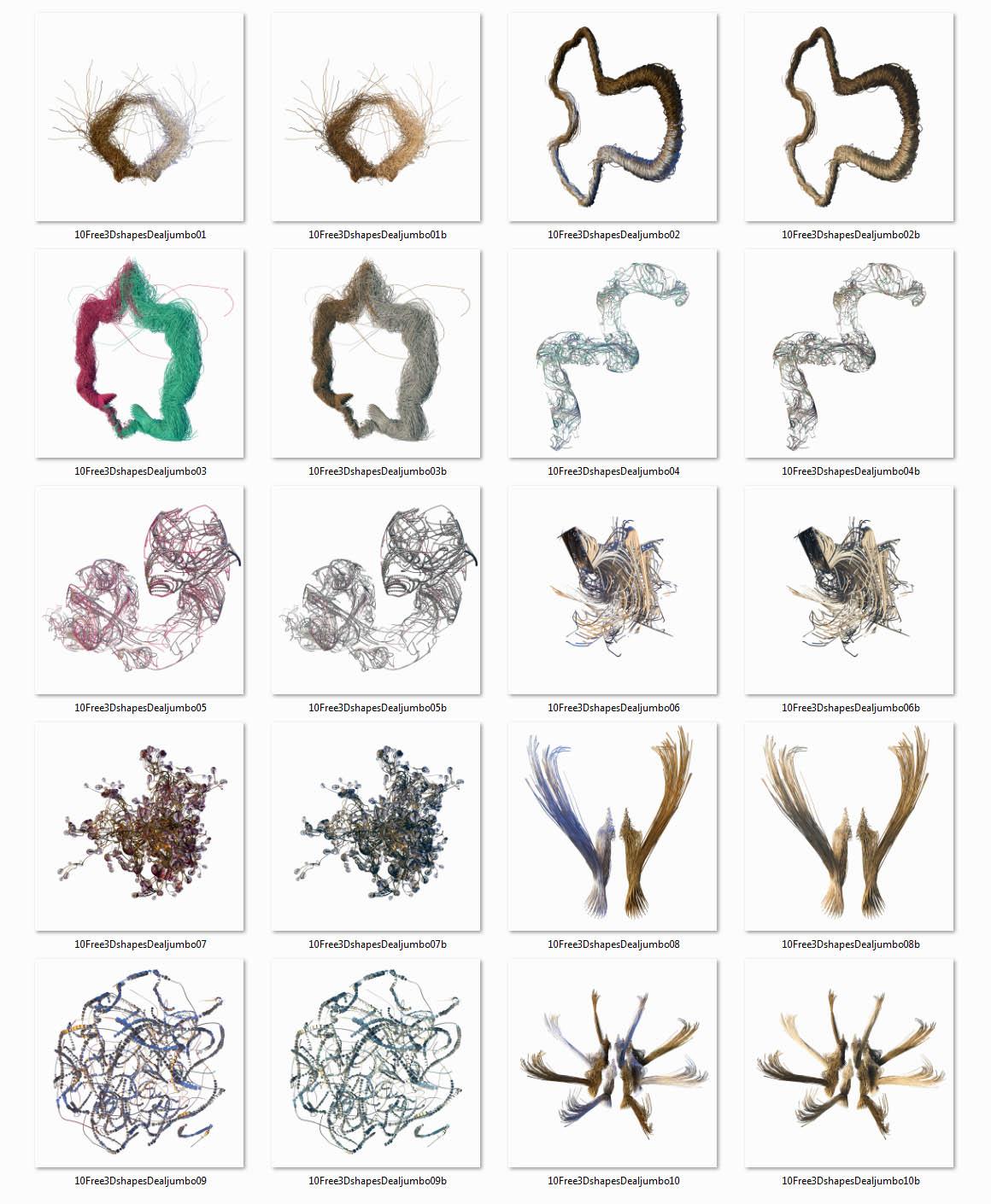 10-Free-3D-shapes-Dealjumbo-5