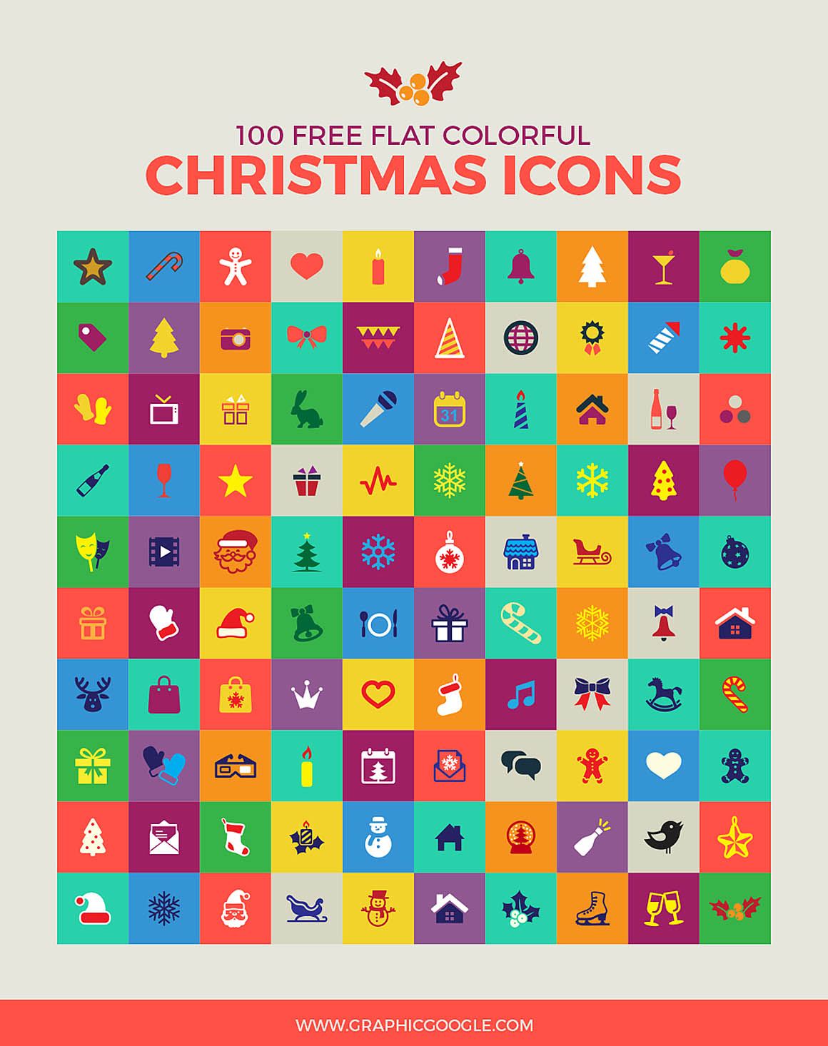 100-free-flat-colorful-christmas-icons2