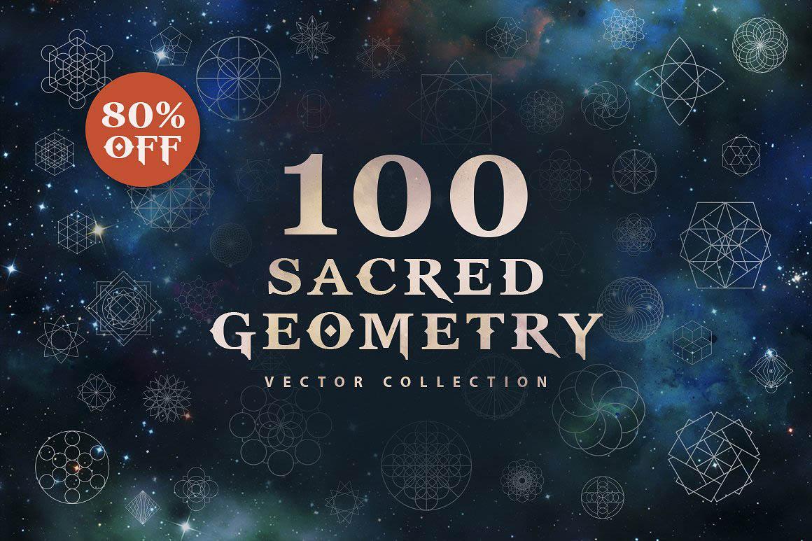 100SacredGeometryVectors1