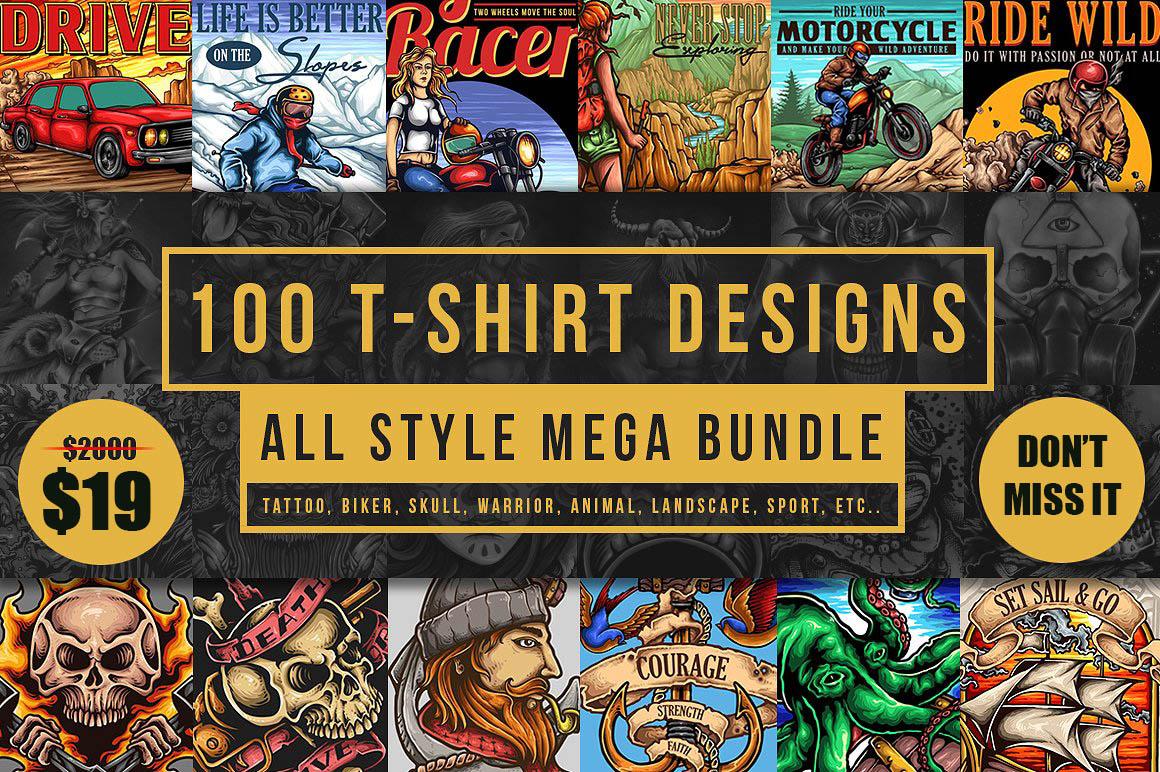 100Tshirts01