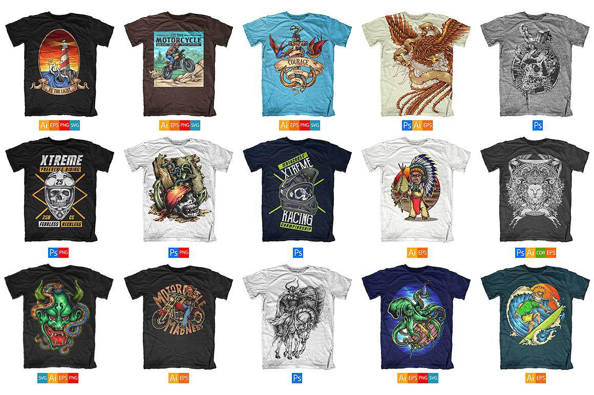 100Tshirts07