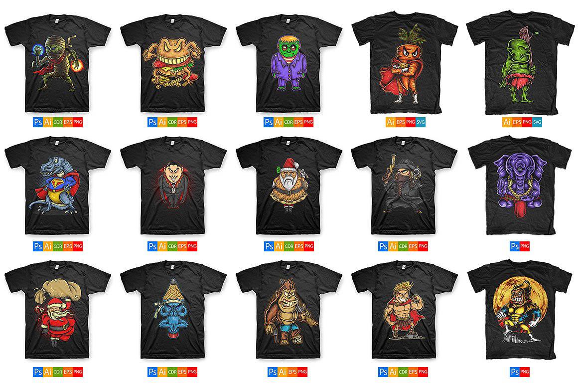 100Tshirts11