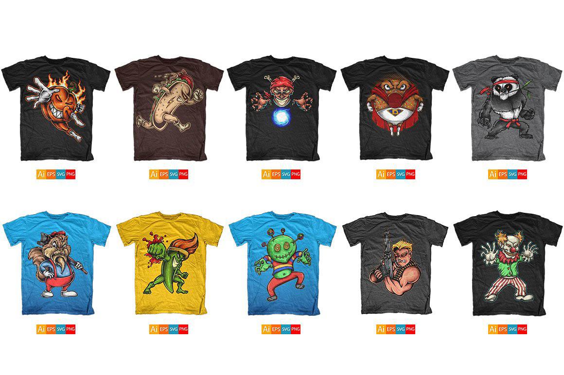 100Tshirts12
