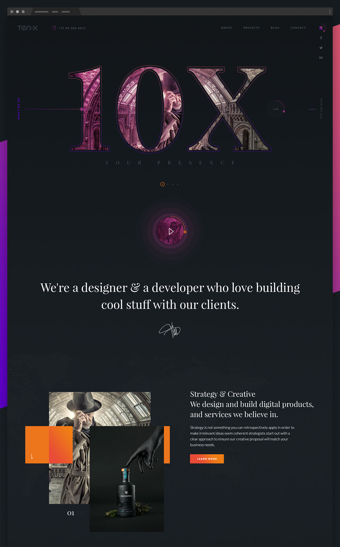 10XFreePSDWebsiteTemplate2
