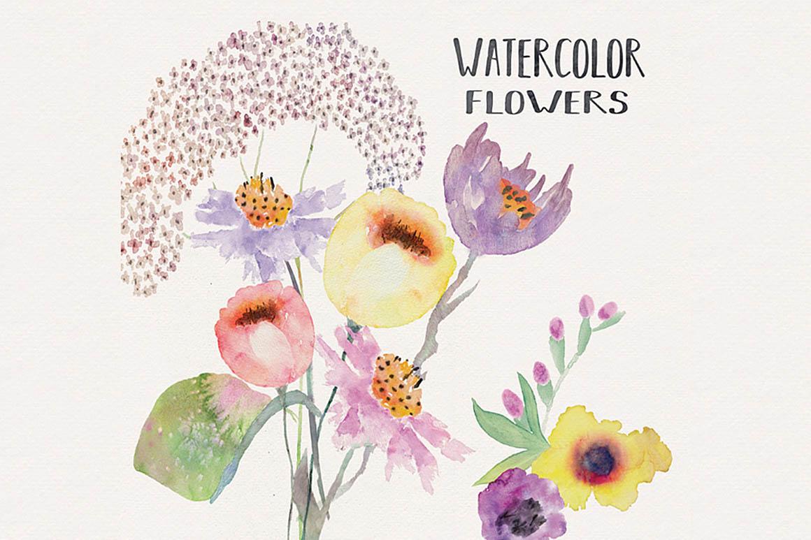 11freewatercolorflowers1