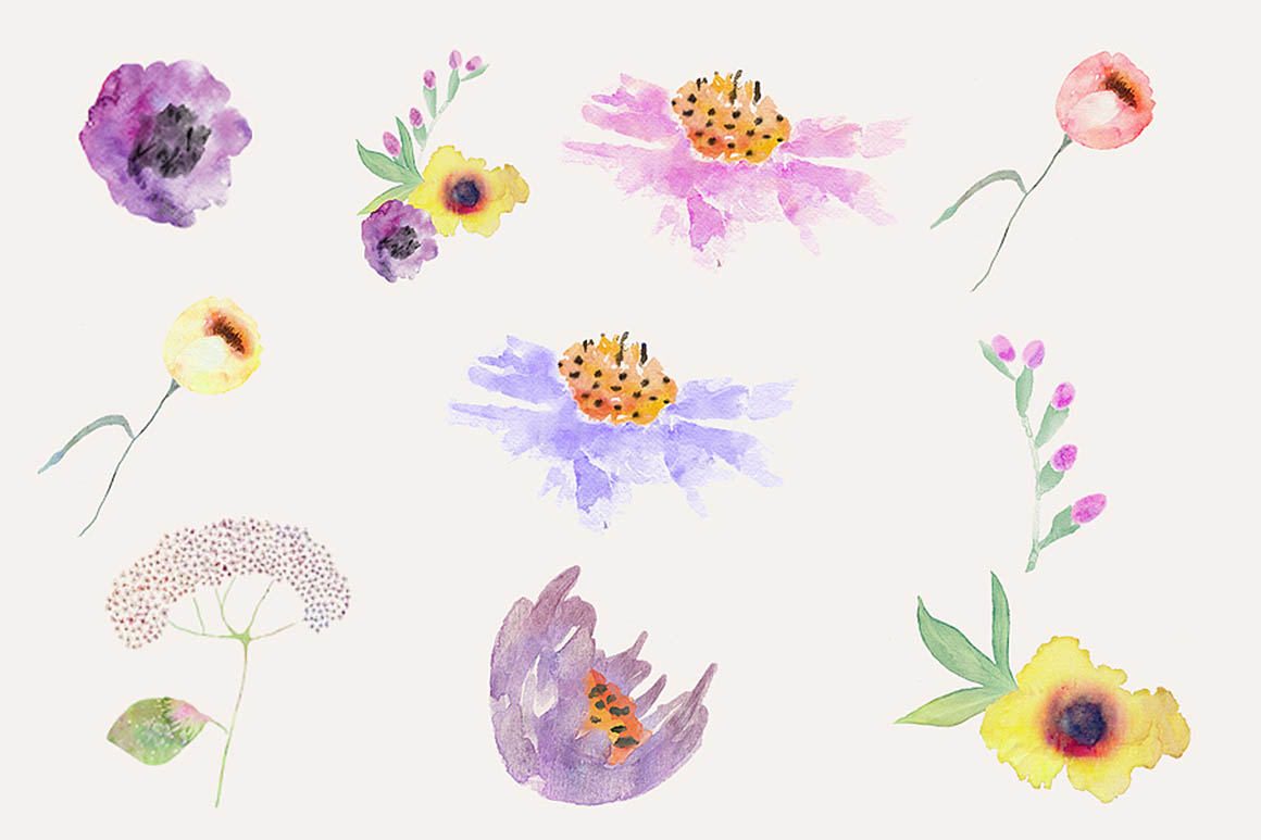 11freewatercolorflowers2