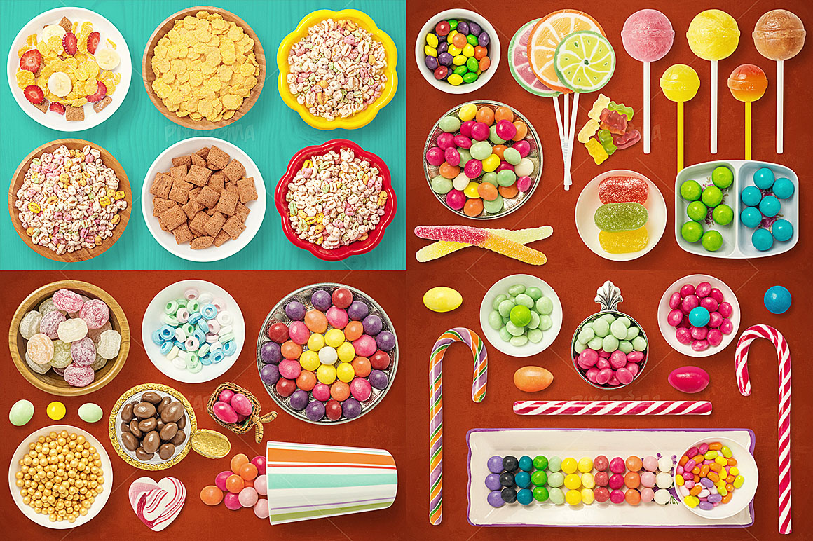 - 1200+ Isolated Food Images Bundle Preview 13
