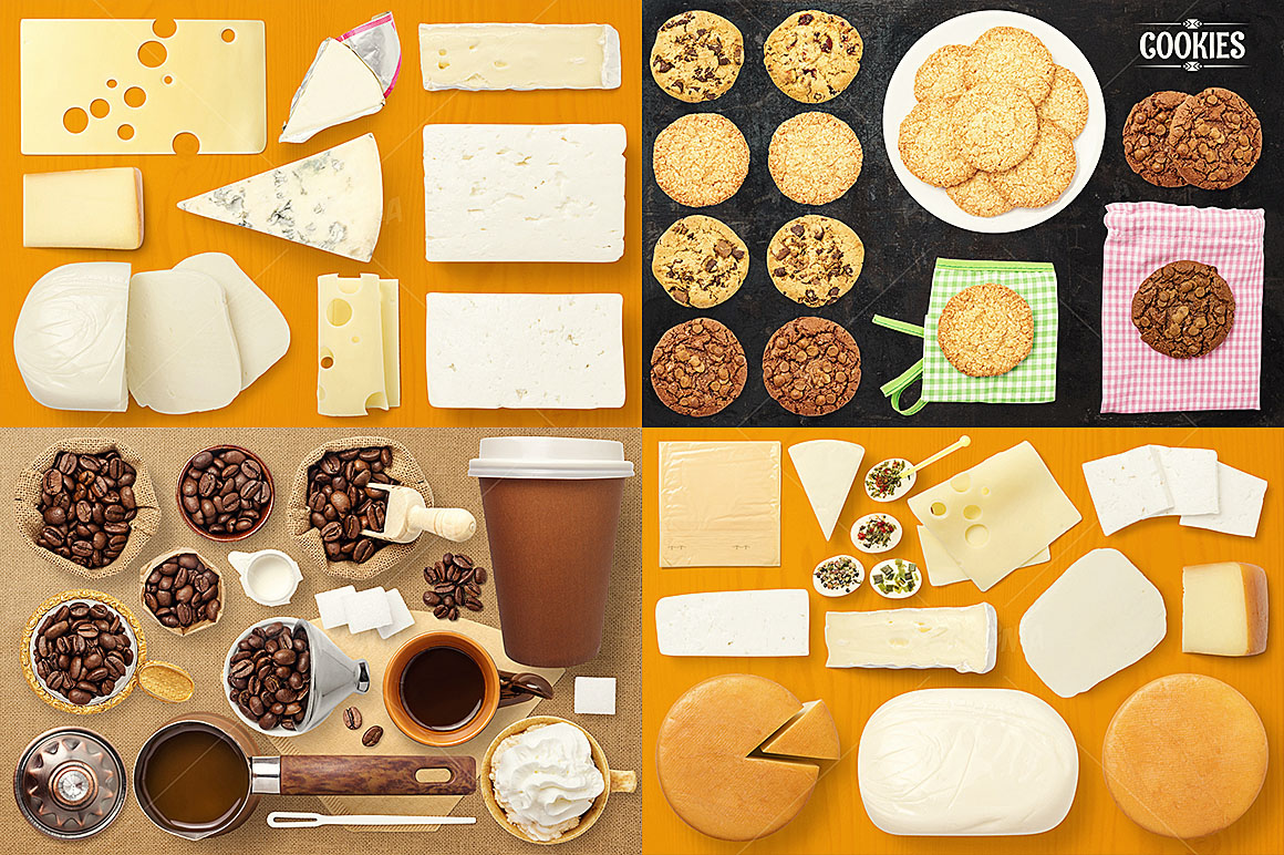 - 1200+ Isolated Food Images Bundle Preview 15