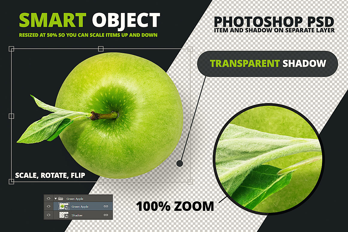 - 1200+ Isolated Food Images Bundle Preview 2