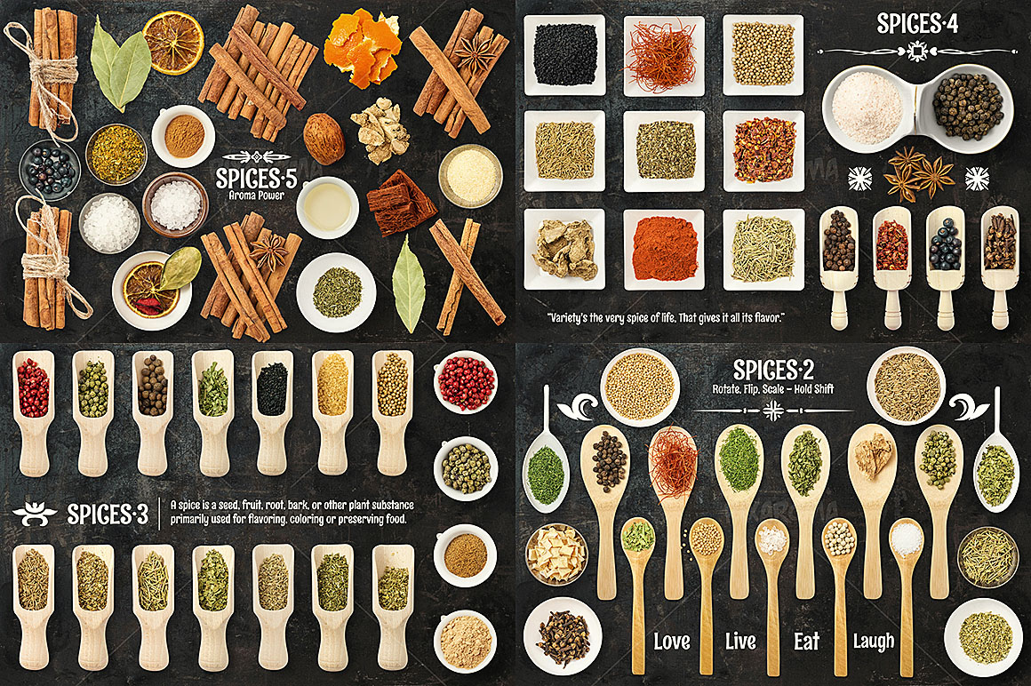 - 1200+ Isolated Food Images Bundle Preview 29