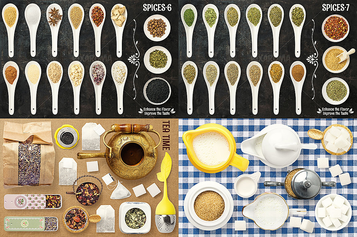 - 1200+ Isolated Food Images Bundle Preview 30