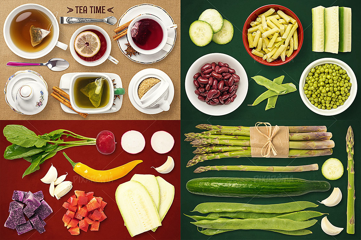- 1200+ Isolated Food Images Bundle Preview 31