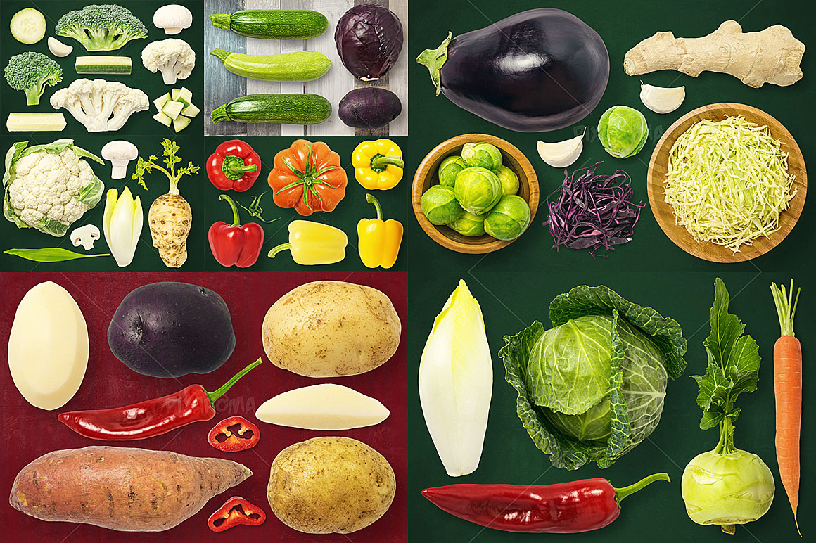 - 1200+ Isolated Food Images Bundle Preview 32