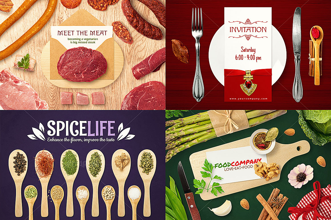 - 1200+ Isolated Food Images Bundle Preview 5