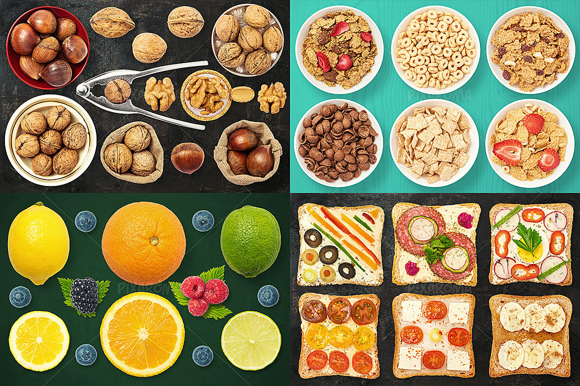 - 1200+ Isolated Food Images Bundle Preview 7