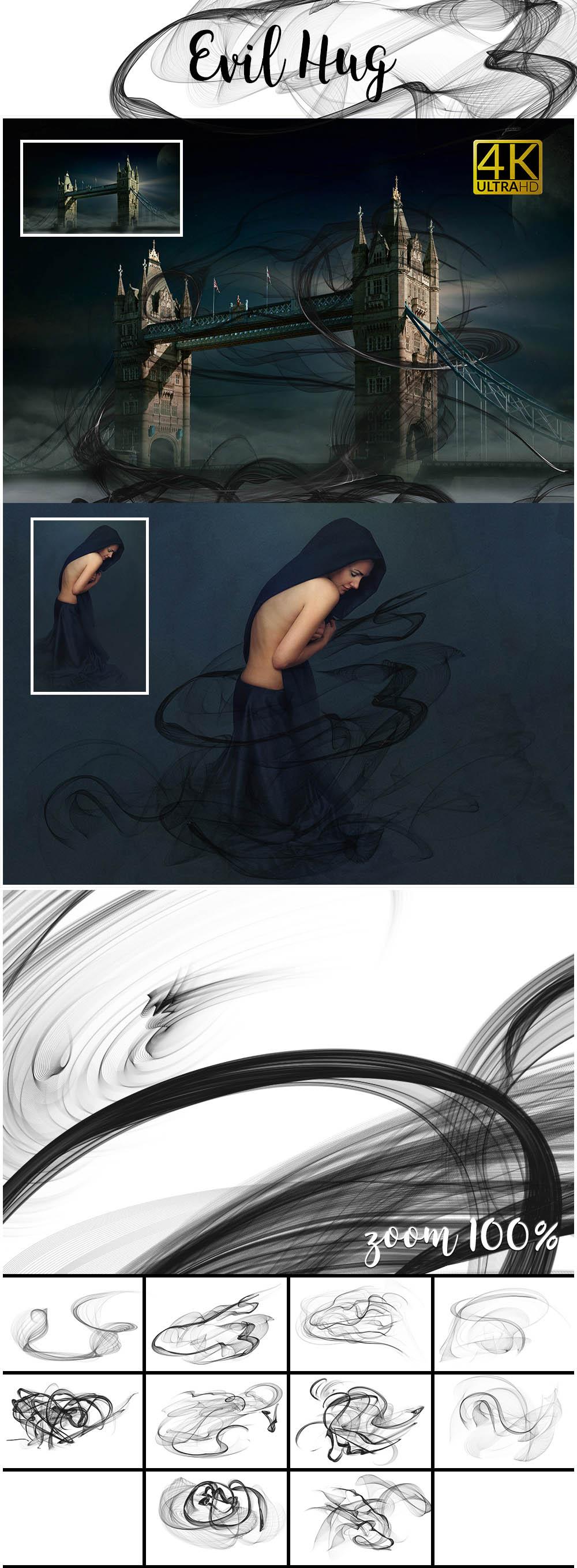 16 - Evil Hug