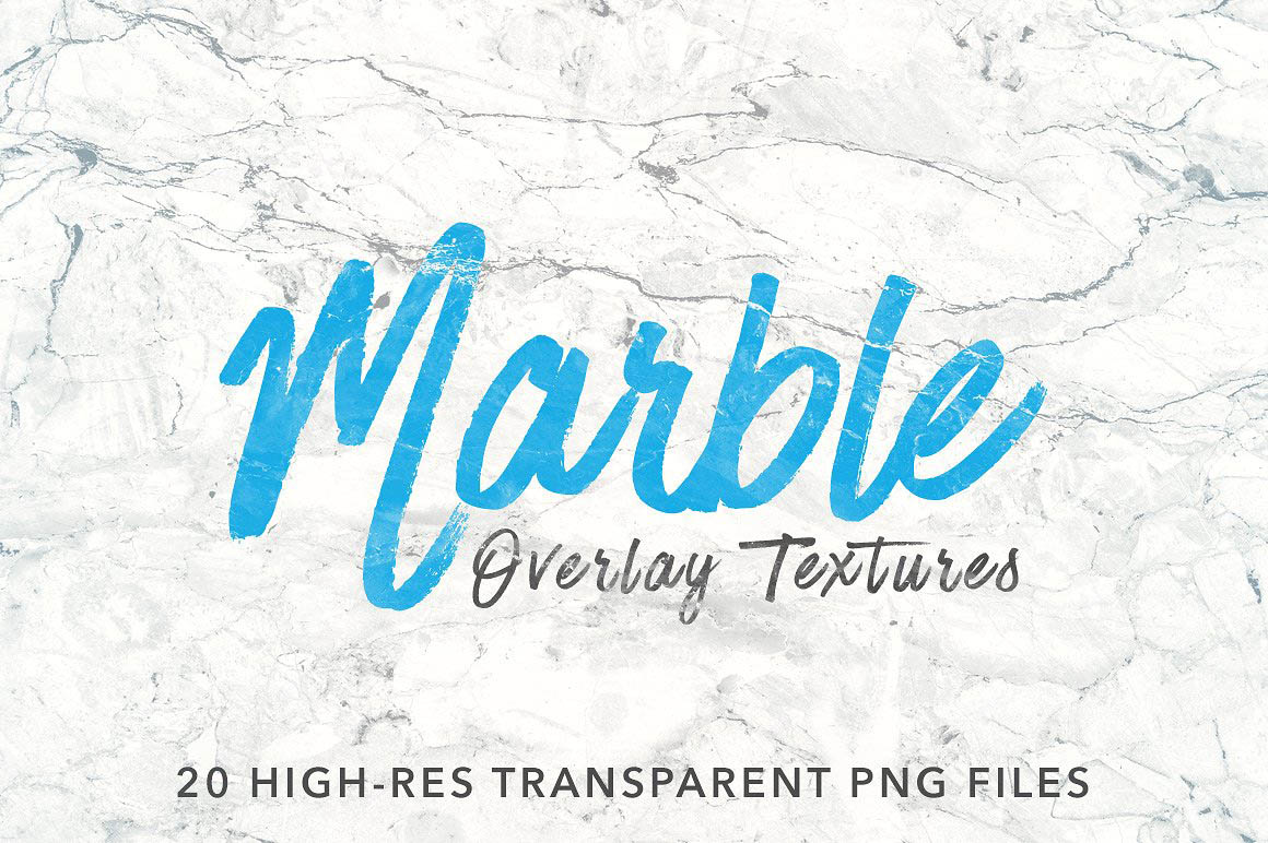 20 Marble Overlay Textures1