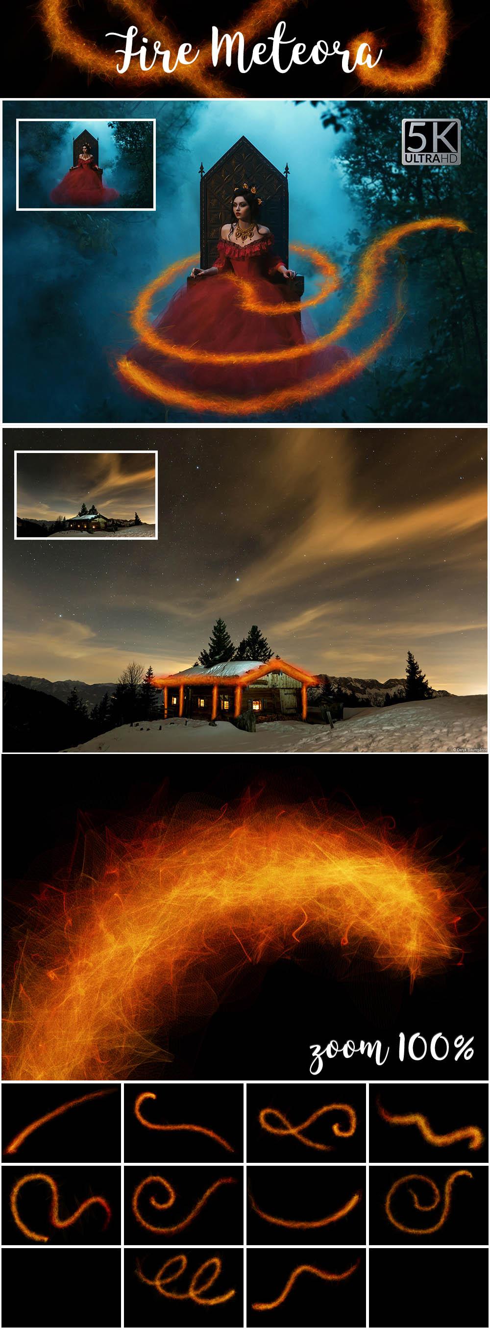 29 - Fire Meteora