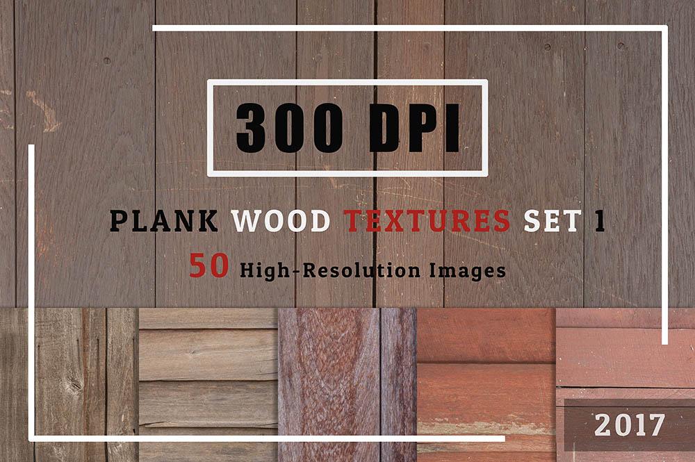 300-DPI-of-50-Plank-Wood-Textures-Background-Set-01