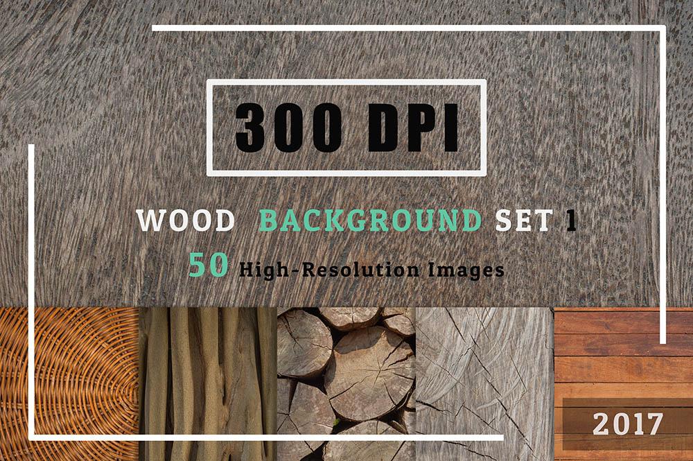 300-DPI-of-50-Wood-Textures-Background-Set-01