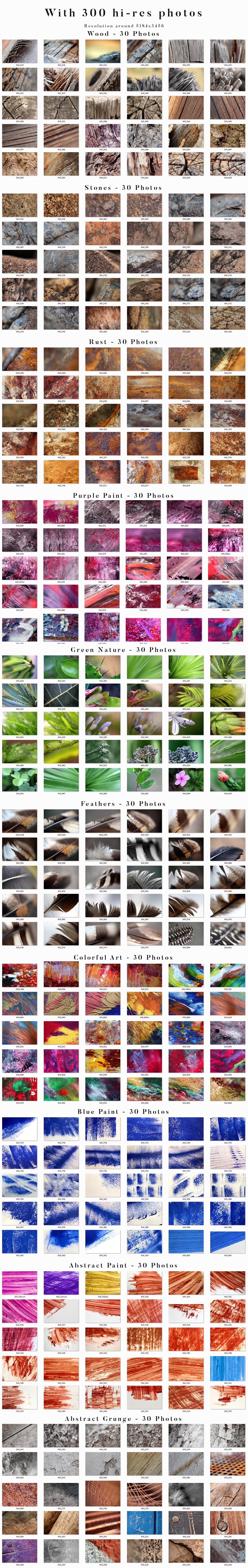 300 photos