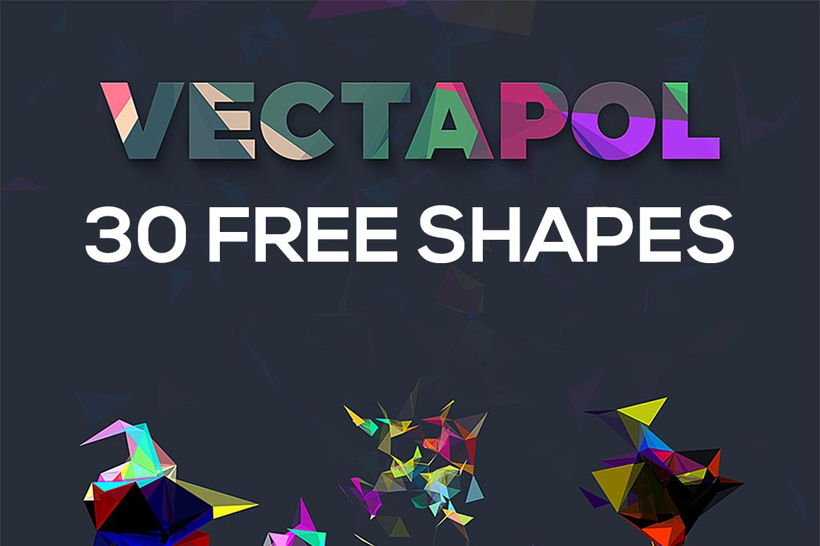 30FreeVectorPolygons1