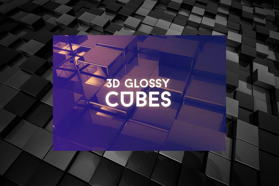 3Dglossycubebgs1