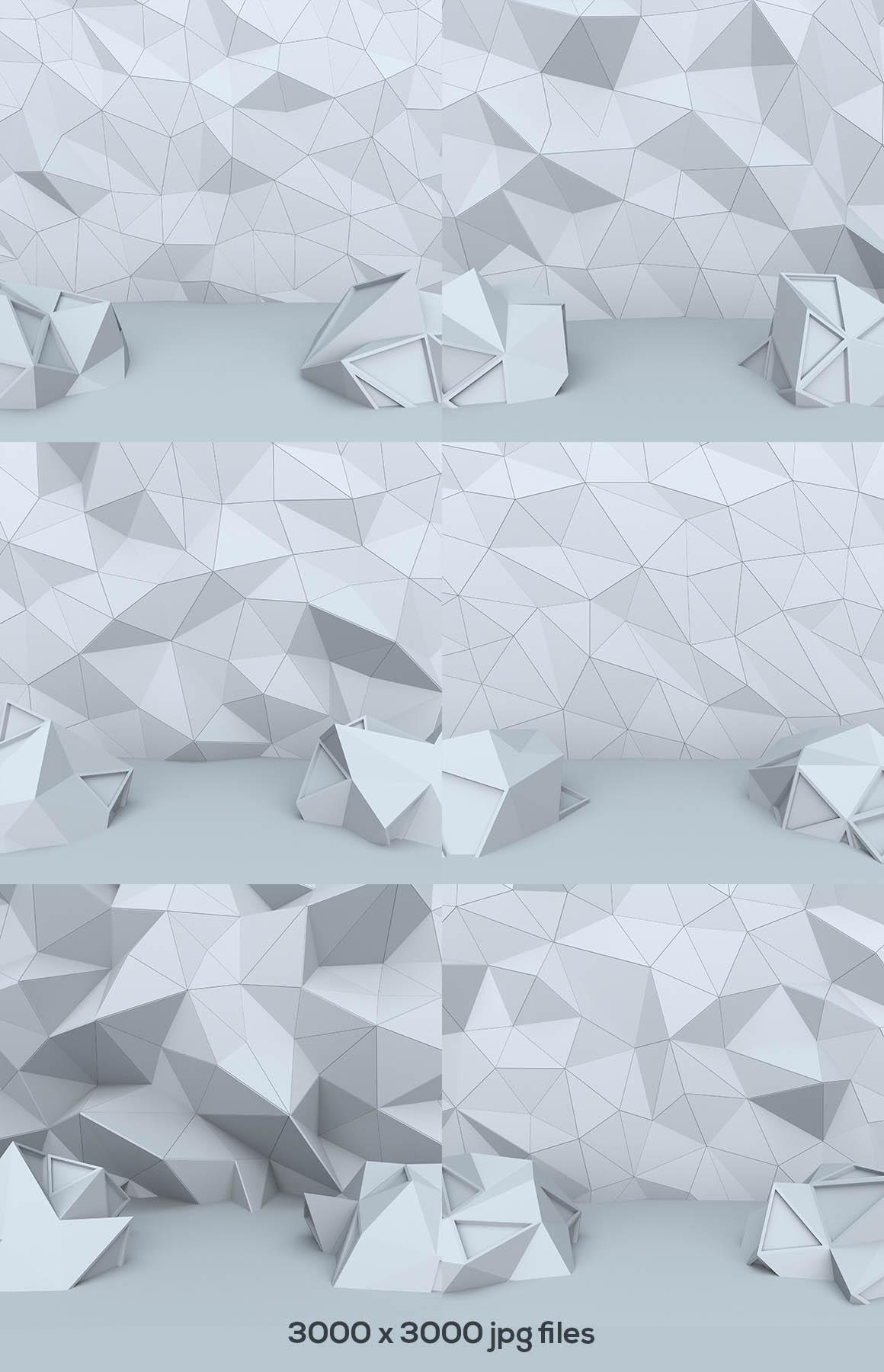 6-polygonal-3D-room-backgrounds-Dealjumbo-3