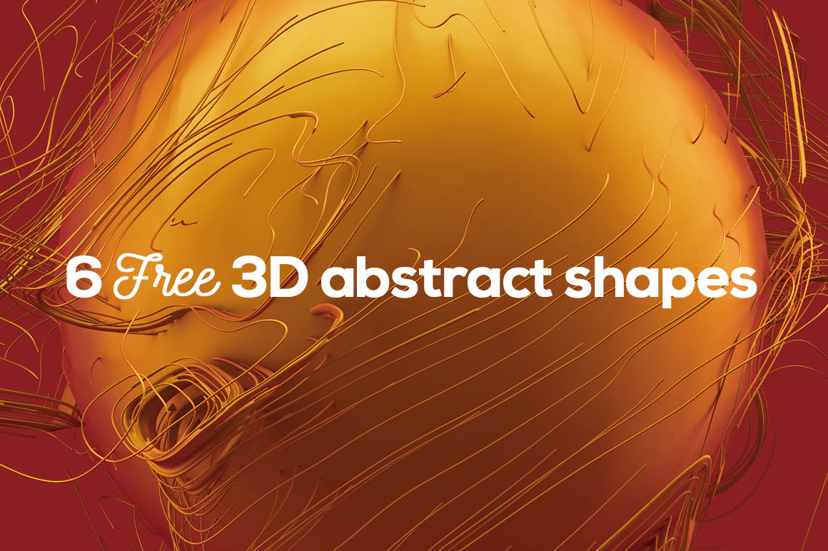 6abstract3DshapesDealjumbo1