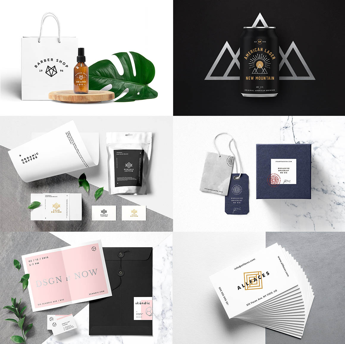 75 Geometric Logo Bundle7