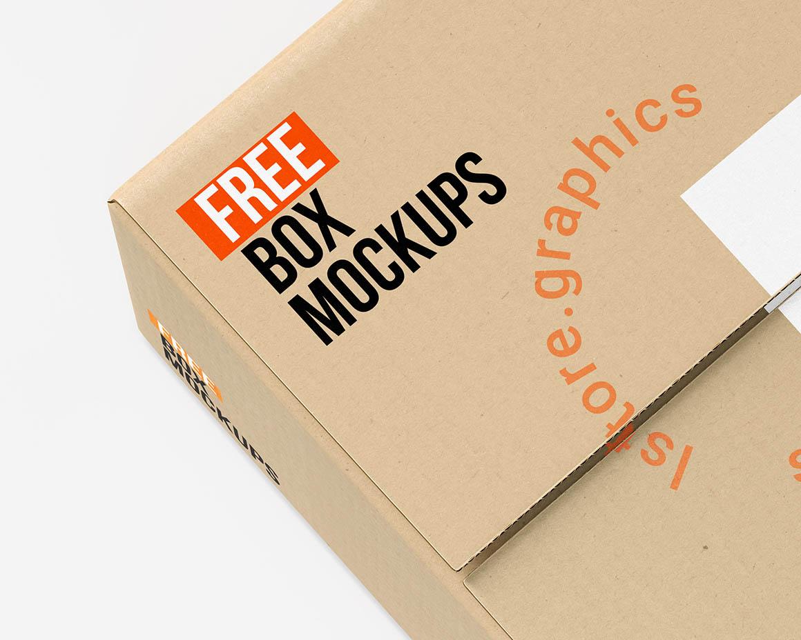 7freeBoxMockups7
