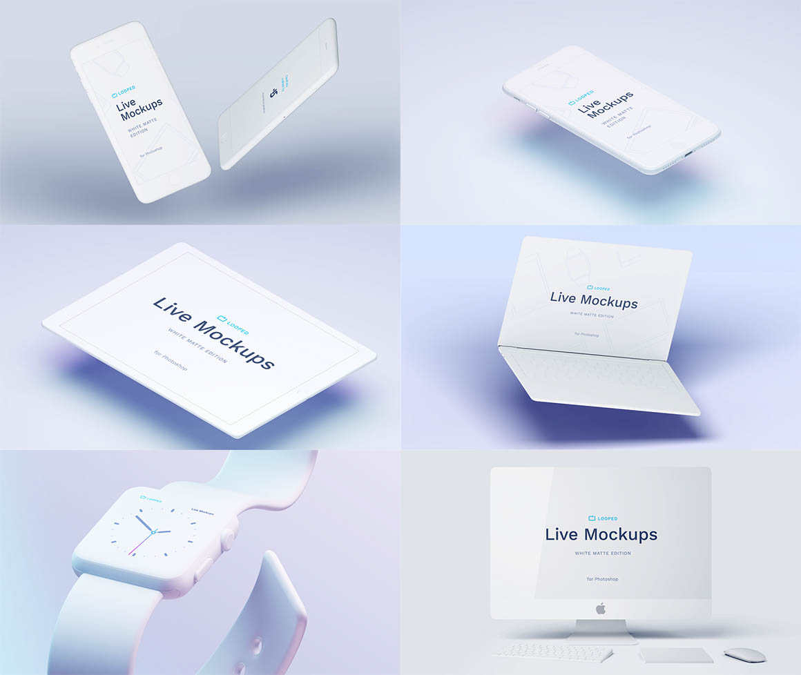 8FreeAppleDevicesMockups2