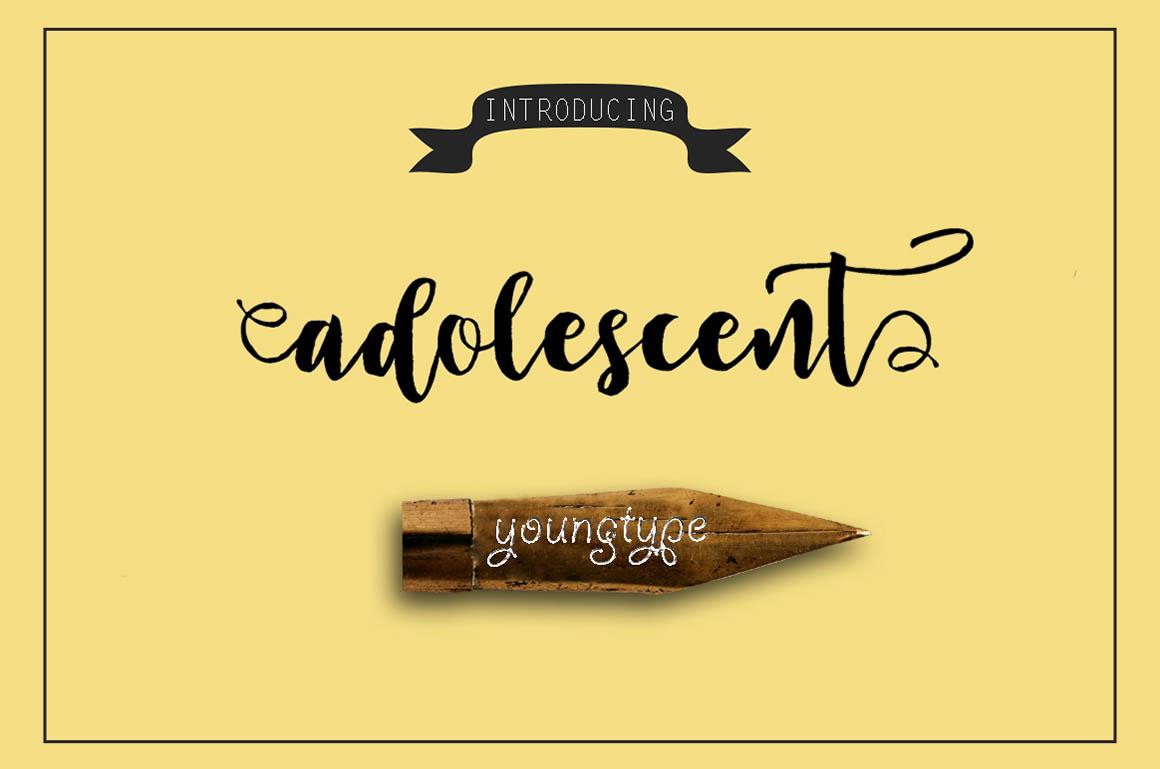 Adoescant Script 1