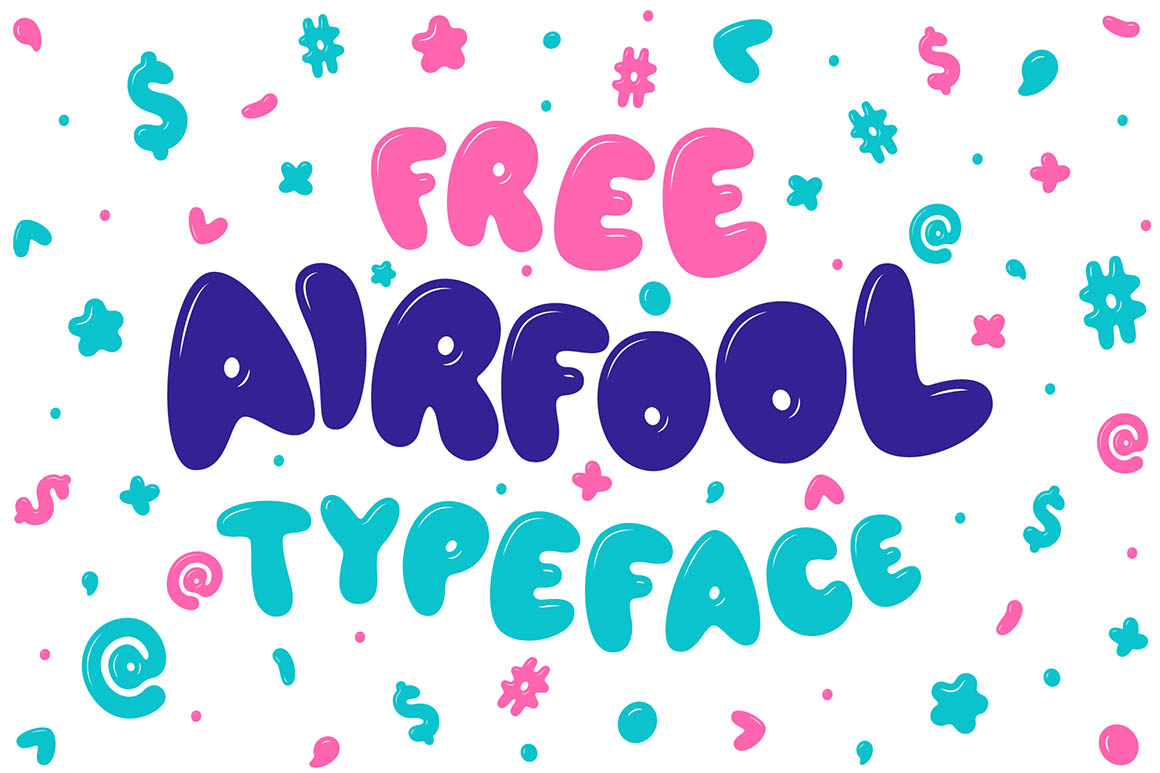 Airfool-free-font-1
