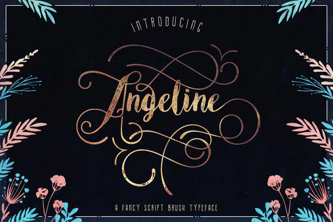 Angeline vintage free font dealjumbo u discounted