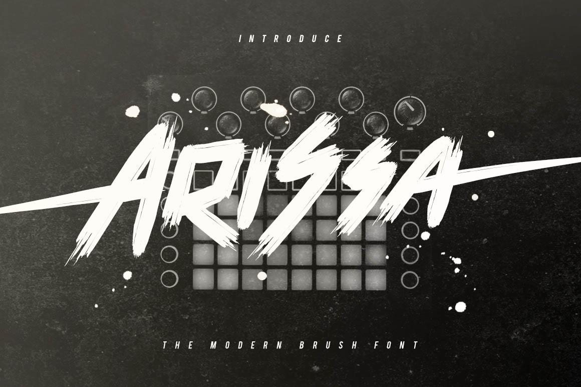 Arissa-Typeface-1