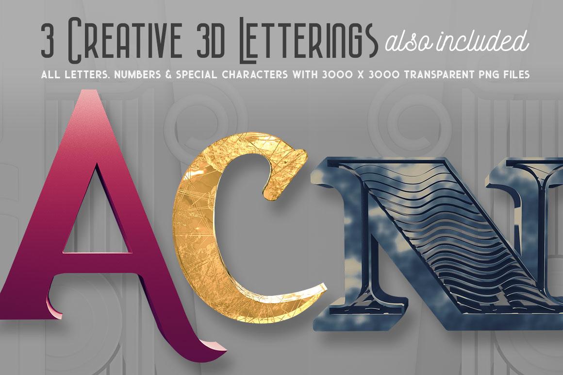 ArtDeco3Dframes13