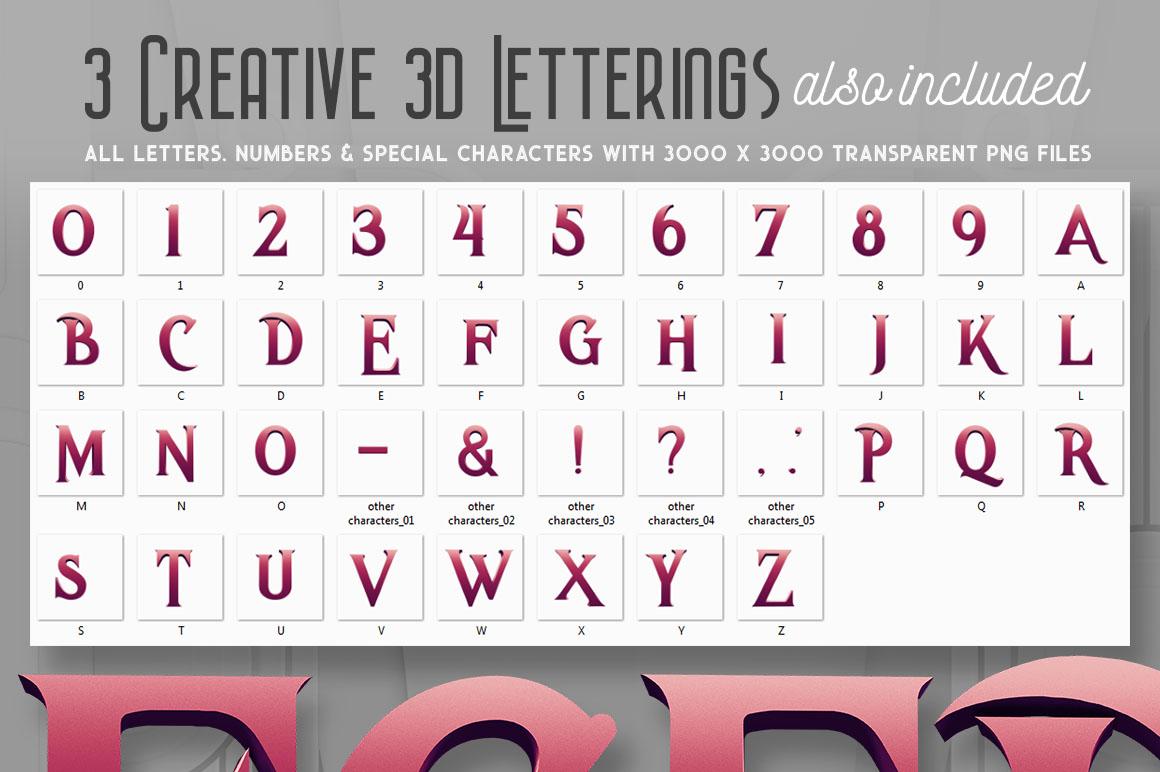 ArtDeco3Dframes14